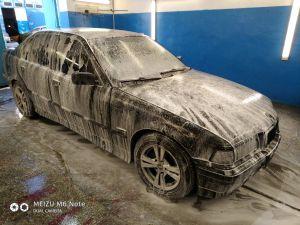 Новая услуга компании X AUTO: мойка автомобилей